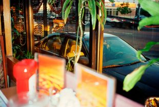 A Diner in South Brooklyn