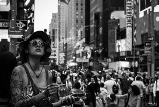 Smokey Times Square