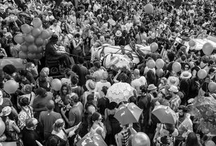 Gathering of Mourners
