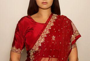 Intercultural_Indian Woman