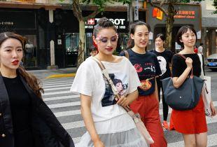Shanghai Crossing