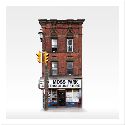 Moss Park Discount Store