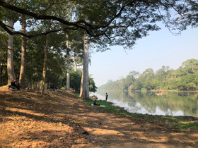 'Off the Grid' — Siem Reap, Cambodia