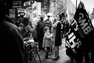 NHS March, London