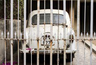 Das Auto der Prinzessin