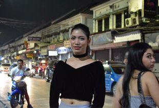 Khao San Street, Bangkok