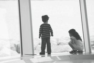 Kids at Calatrava