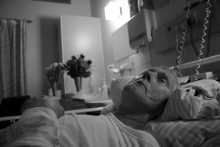 At the bedside of death 1