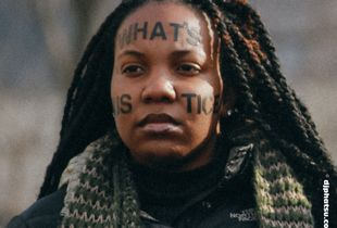 Protest Portrait: What's Justice