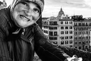 Via Sistina / Piazza della Trinità dei Monti