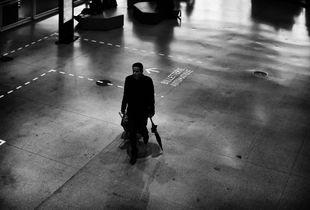 Paris, loneliness @ Centre Pompidou