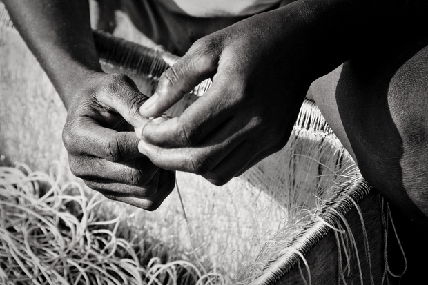 Ghana Fisher Boy