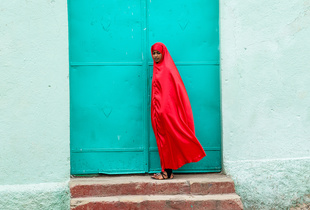 Harar, en Ethiopie, mystique et colorée.