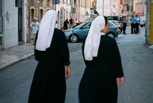 Nuns in Split