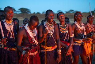 Maasai Celebration