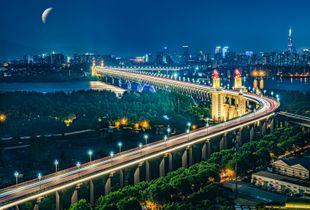 Brilliant Yangtze River Bridge