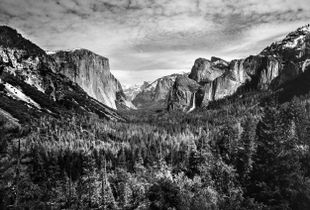 Yosemite valley, Tunnel viewpoint. 2017.