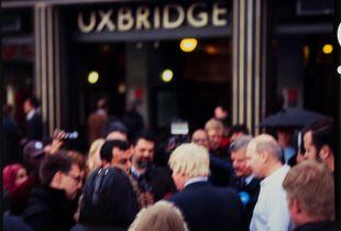 Uxbridge & Ruislip, London.