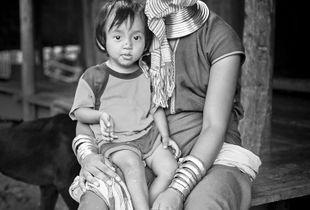 Huay Pu Keng, Mae Hong Son, Thailand