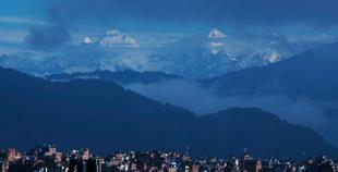 Kathmandu morning