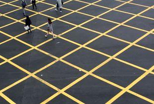 Cross the line, everyday