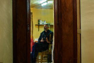 le vieux miroir