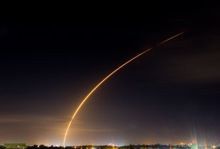 EutelSat Falcon9 Launch by SpaceX