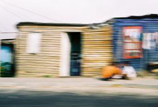 Playing children - Mew way - Khayelitsha