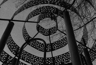 01 LIFE IS A SPIRAL  BY Yannis  Lobaina