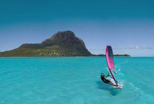 Windsurf au Paradis Ile Maurice