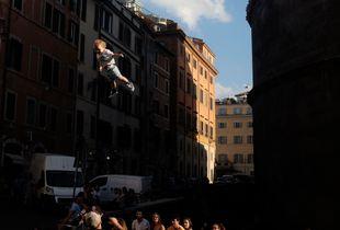 Piazza della Rotonda. Roma