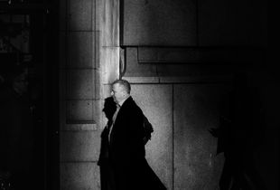 The Man in the Light