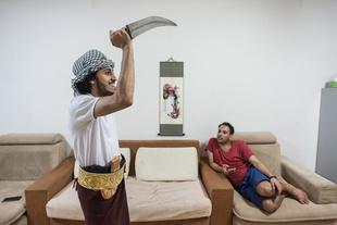 Faisal & Mohamed