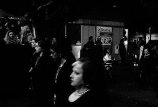 La procesión