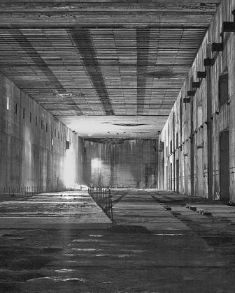 Bunker Valentin I, 2014/2018