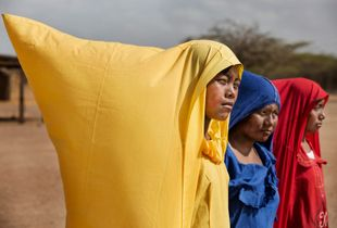 De la Serie Miradas Wayuu