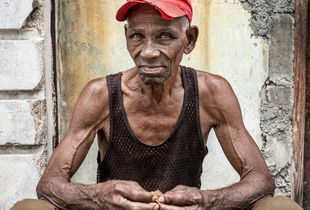 Havana Cuba Man 2018