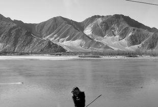 A Women In Tibet
