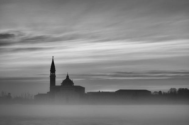 Misty Morning San Giorgio Maggiore