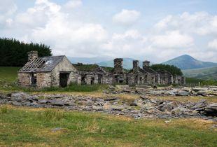 Quarry buildings