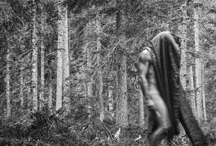 Woods (selfportrait)