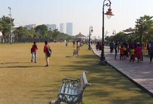 The Eco Park, Kolkata