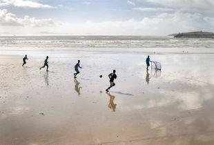 On the beach_Essaouira