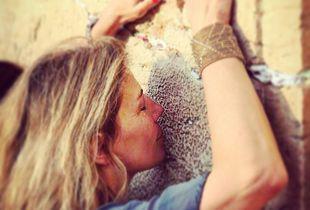 My prayer on Jerusalem Wall