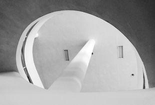 Inside the Bienal Pavilion