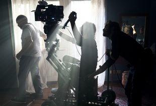HMI + Mirror, lighting Franco Sangermano