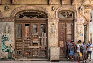Hangin' With the Guys, Habana