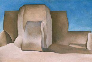 Georgia O'Keeffe, 1930.