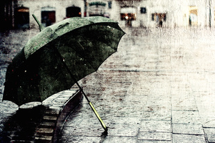 hell frozen rain
