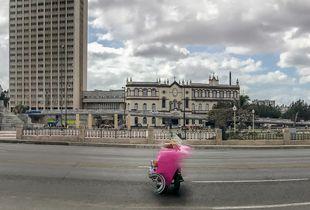 Abstract Panorama, Cuba No. 8